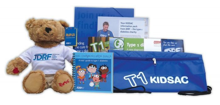 Free Information Packs for Type 1 Diabetes