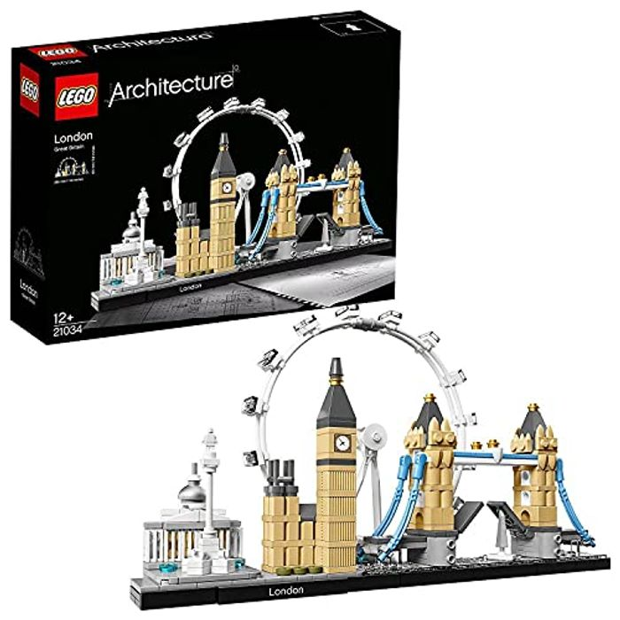 Cheap LEGO Architecture - London Skyline - SAVE £13