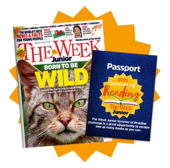 Try 6 Free Issues of the Week Junior plus Passport to Summer Fun