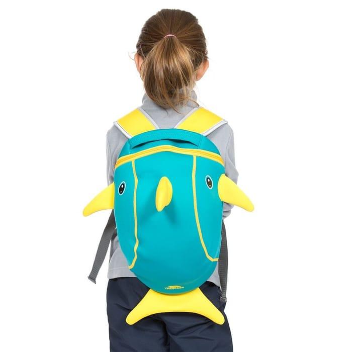 CHEAP! Trespass Kids Baby Shark Backpack £5.99 Delivered