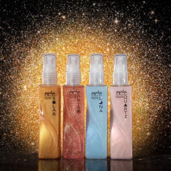 Impulse Fragrance Shimmer Mist 100ml (3 Varieties)