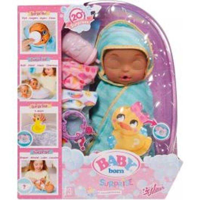 Baby Born Surprise Bathtub Doll