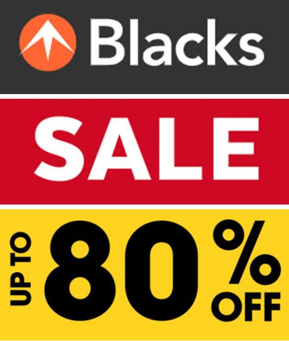 Special Offer! BLACKS SALE - up to 80% off - Outdoor Gear, Tents & Camping
