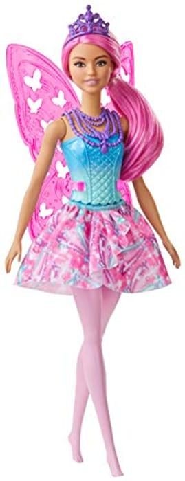 Barbie GJJ99 Dreamtopia Fairy Doll - Only £9.32!