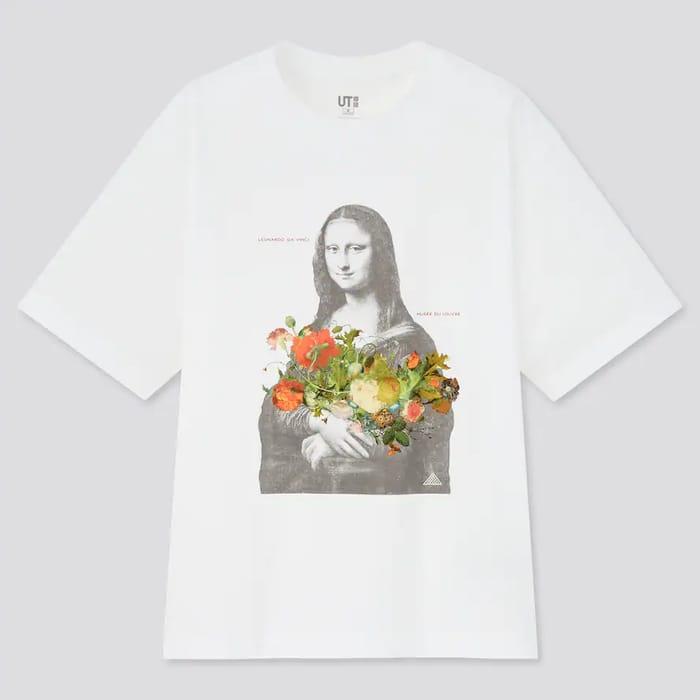 Mona Lisa T-Shirt (Size XS)