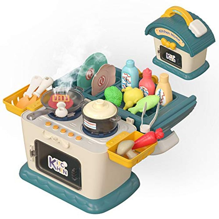 65% off Kid's Play Kitchen and Accessories