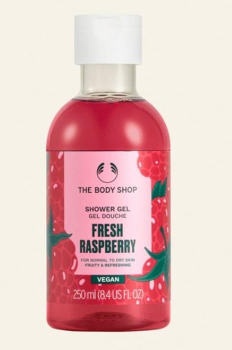 Fresh Raspberry Shower Gel
