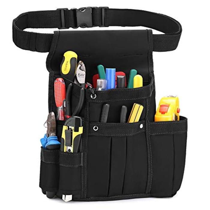 BAIGIO Utility Waist Tool Bag