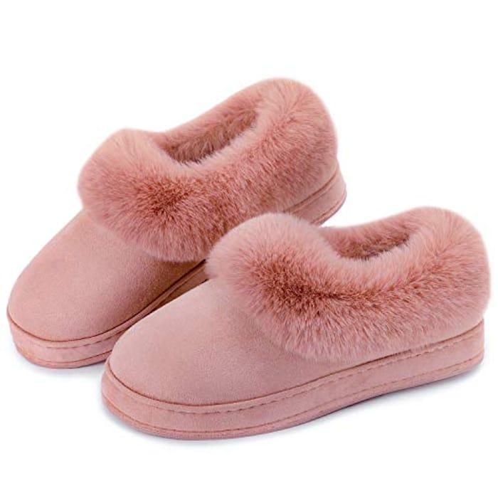 Best Ever Price! Women's Memory Foam Slippers