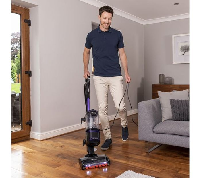 *SAVE £110* SHARK DuoClean Lift-Away Upright Bagless Vacuum Cleaner