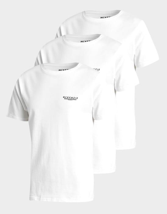 McKenzie 3-Pack Essential T-Shirts Junior