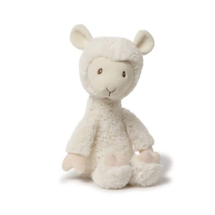 """Best Price! Baby Gund 12"""" Toothpick Soft Toy Cream - Liam Llama"""