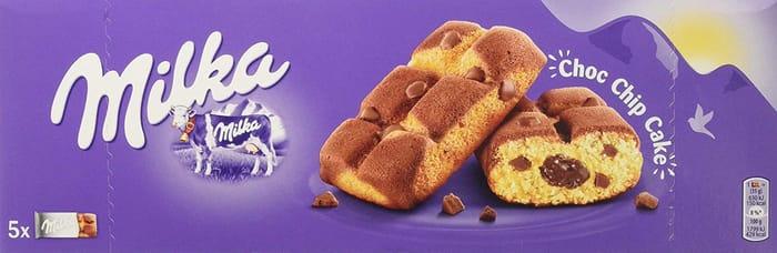 CHEAP! Milka Cake and Choc Biscuit Cake 175g