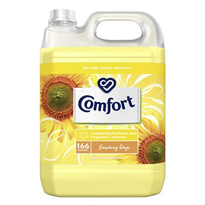 Comfort Sunshiny Days All-Day Odour Defence