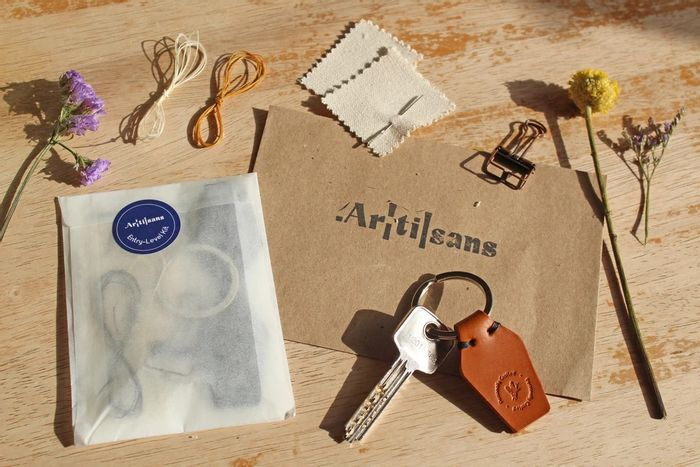 Get a Free Keyring Craft Kit Delivered