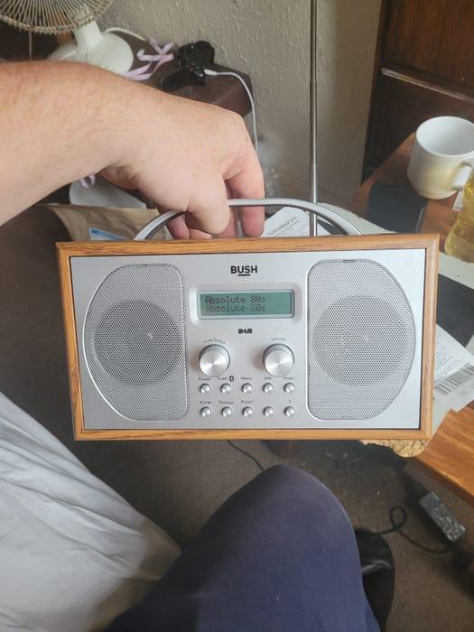 Stockport Bush Dab Bluetooth Radio