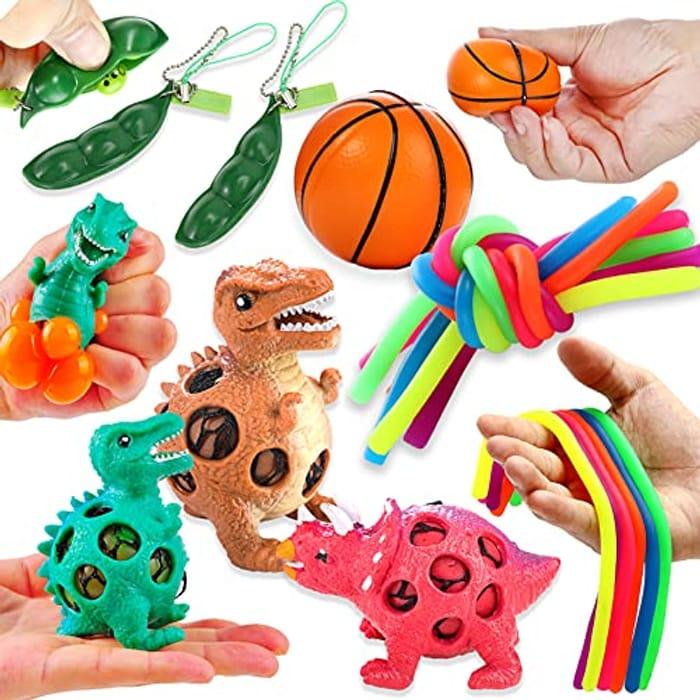 12pcs Sensory Fidget Toys