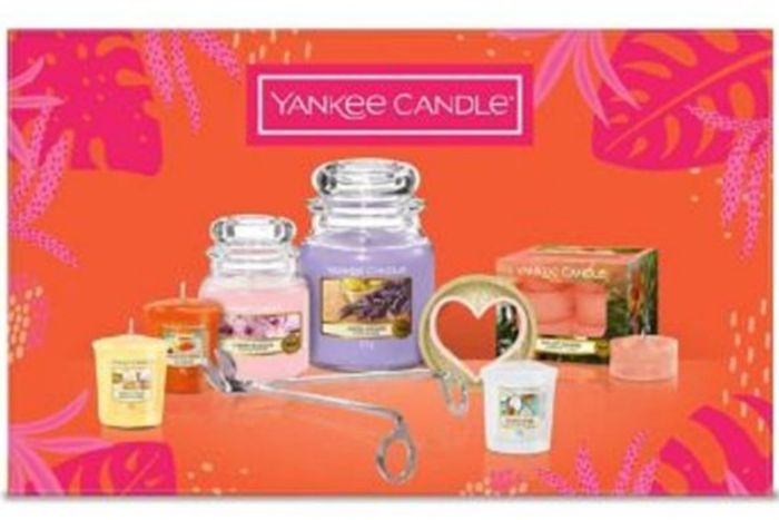 Yankee Candle Favourites Gift Set - Spring/Summer £22.50 with Code