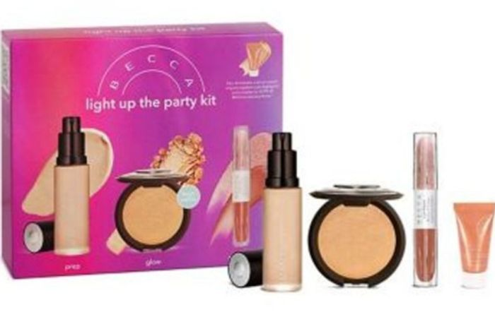 BECCA Light up the Party Kit £19.50 with Code (worth £82) at Boots