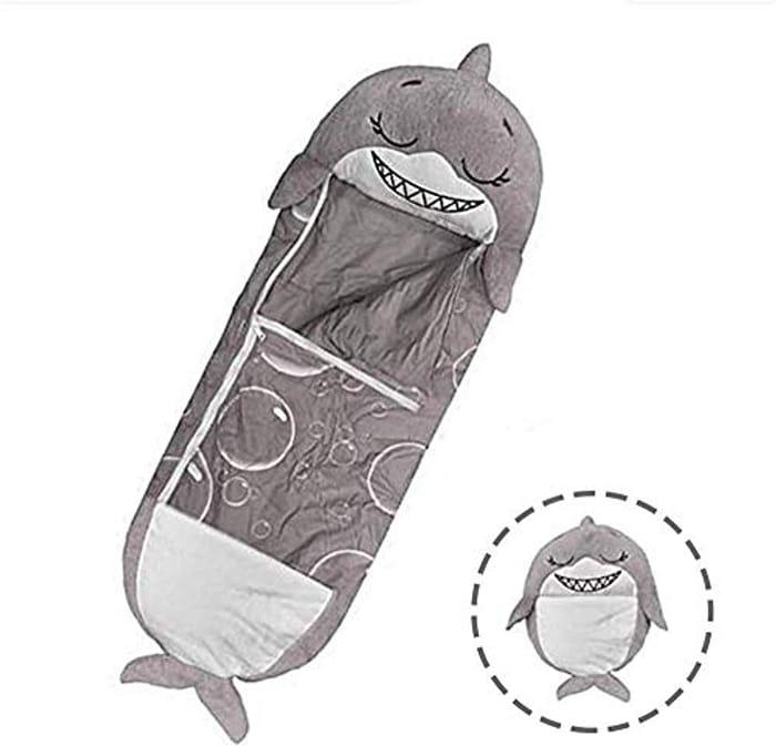 Grey Shark Sleeping Bag