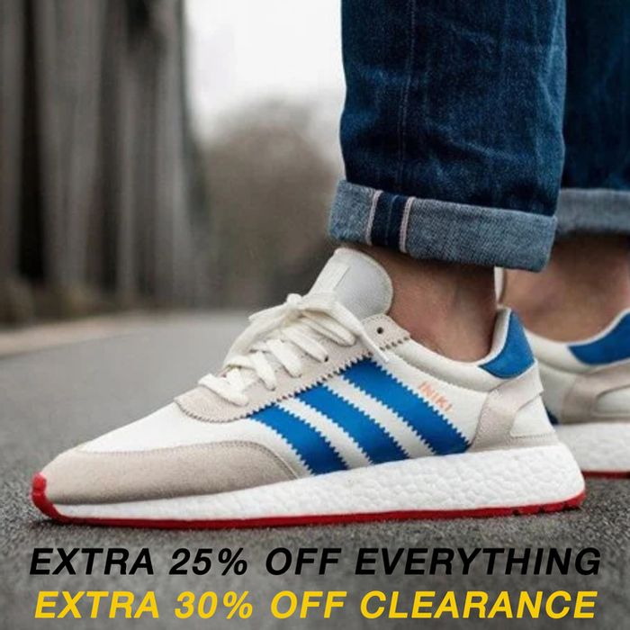 Big Brand Footwear Up To 80% Off + Extra 30% Off Clearance / 25% Off the rest