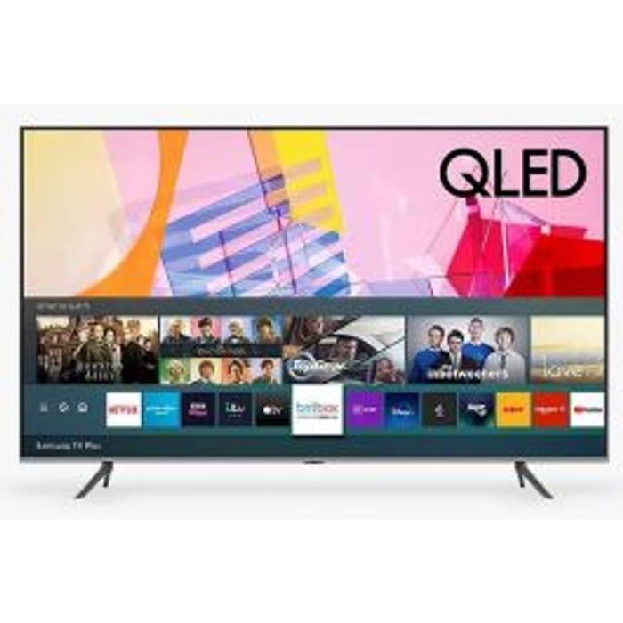 Samsung 2020 QLED 4K Quantum HDR Smart TV - Only £464!