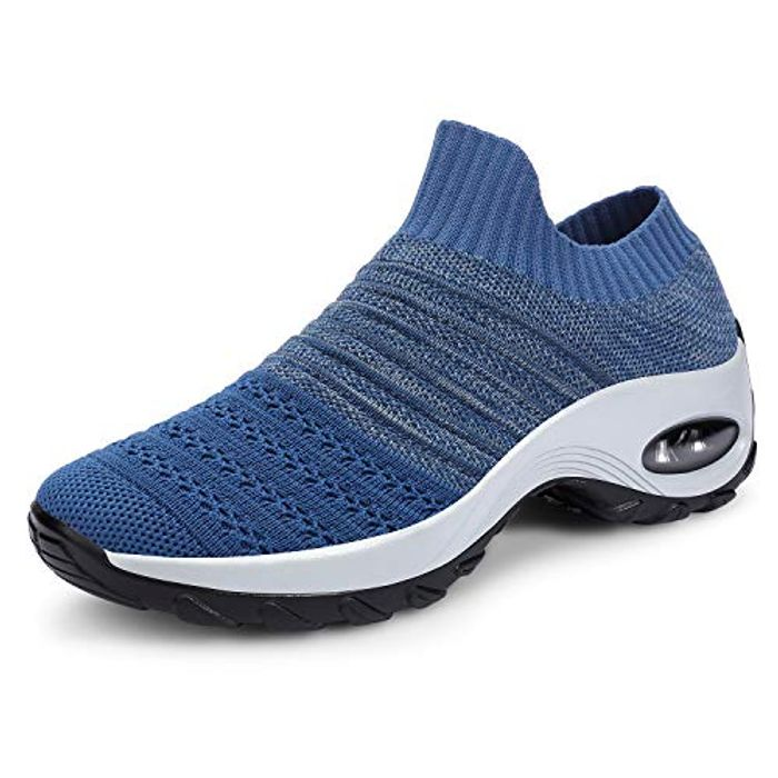 Incarpo Ladies Trainers Womens Walking Comfortable Mesh Shoes - Only £9.00!