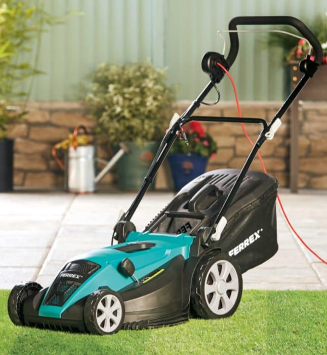 Ferrex 1800W Electric Lawnmower - £43.94 Delivered