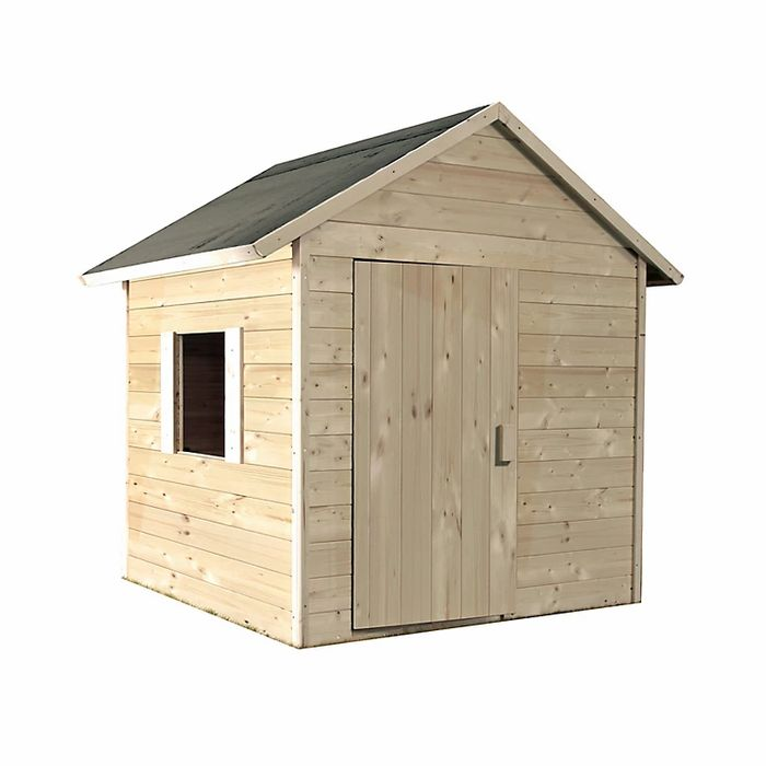 Lilas Wooden Playhouse Reduced at Checkout to £65 & £10 Delivery.