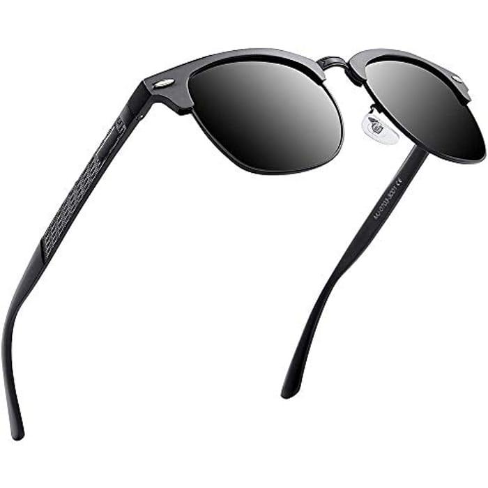 Mens Polarised Sunglasses UV400