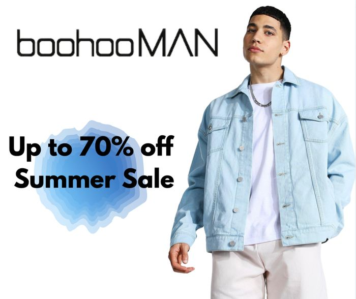 Up to 70% Off Summer Sale + 30% New in & 99p Delivery
