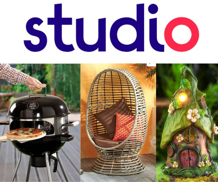 Studio Up To 40% Off Garden Sale - Inc. Pizza Ovens, Furniture & Accessories