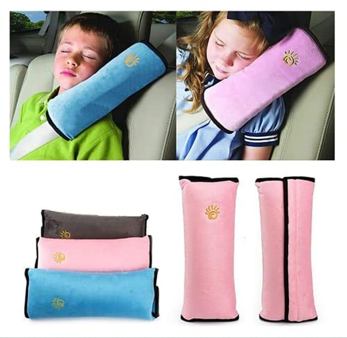 Feigner Auto Seat Belt Shoulder Pillow - Only £3.99!