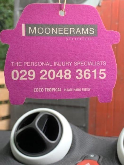 FREE Mooneerams Car Air Freshener