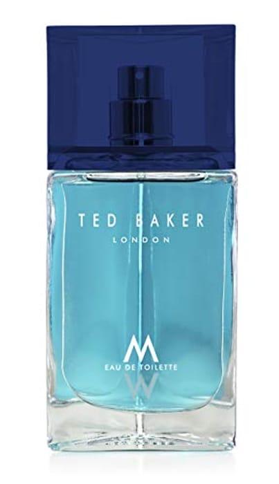 Ted Baker Eau De Toilette Spray for Men, 75ml - Only £11.95!