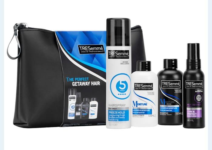 TRESemme Perfect Getaway Hair Gift Set