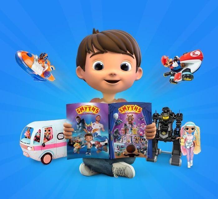 Free Smyths Toys Catalogue