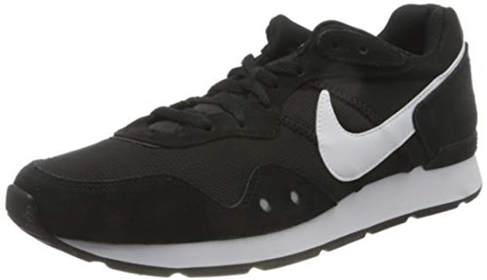 Nike Men's Venture Runner Sneakers, Black White, 14 UK