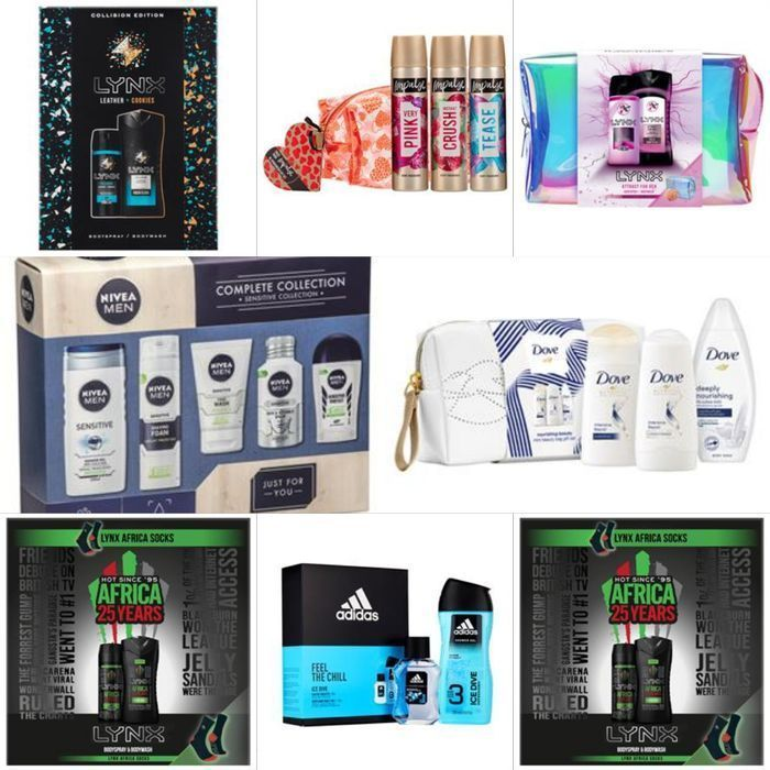 Lots of Personal Care and Health Beauty Gifts from £1.99