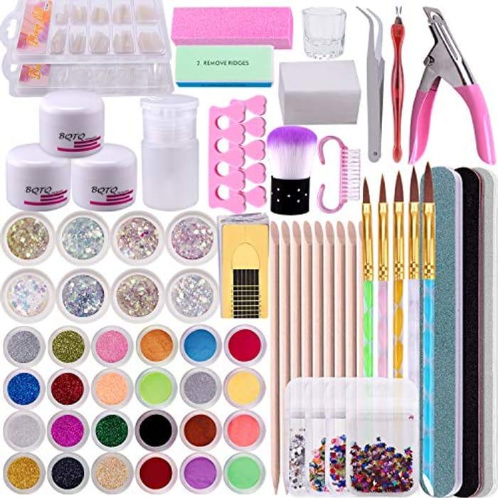 BQTQ Nail Art Kit