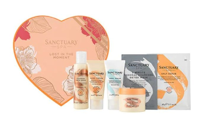 Save up to £5 on Selected Sanctuary Spa/Sanctuary Spa Lost in the Momentcts,