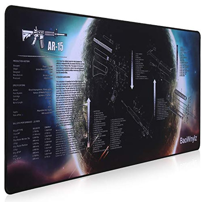 DEAL STACK - BaoWnylz XXL Waterproof Gaming Mouse Pad - 900 X 400mm + 25% Coupon