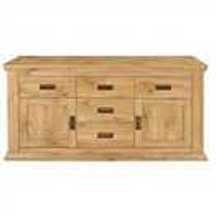 *SAVE £84* Clifton Large Wood Effect Sideboard Oak or Walnut