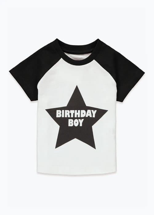 Boys Birthday T-Shirt (9mths-6yrs)