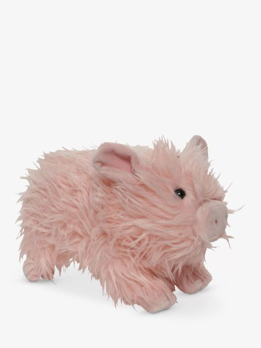 CHEAP! Decoris Pig Soft Toy £5.40 at John Lewis - Still available in store