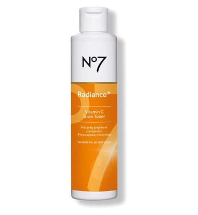 No7 Radiance+ Vitamin C Glow Toner 200ml