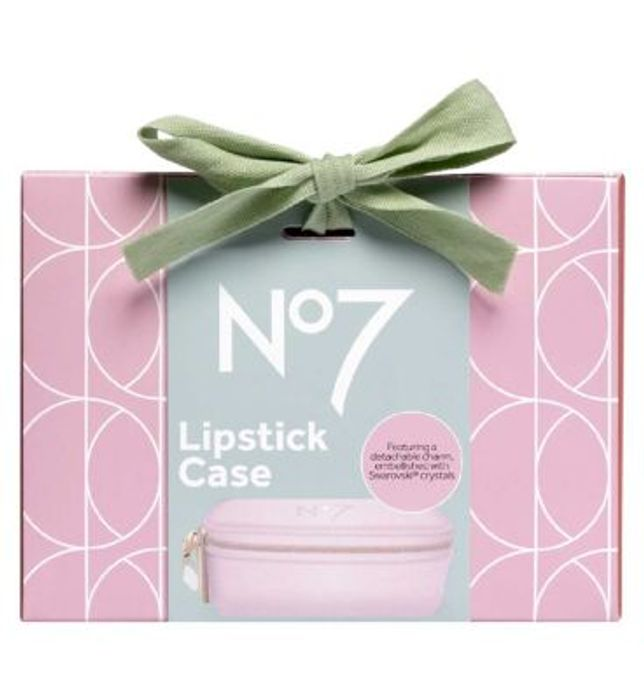 No7 Swarovski Lipstick Case Buy 4 save £10 + Free Click & Collect