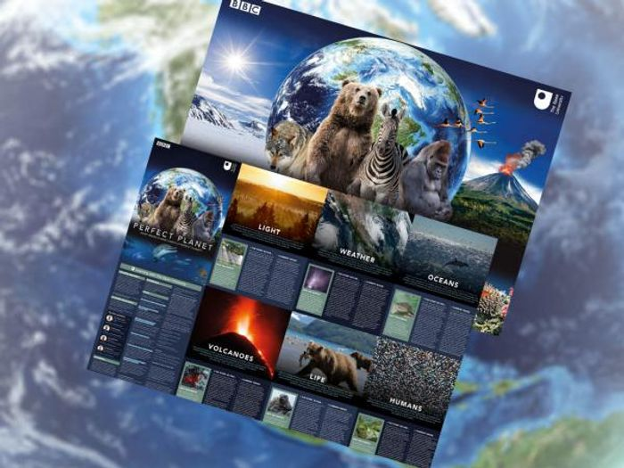 A Perfect Planet Free Poster from Open University