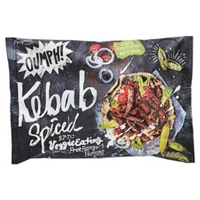 Best Price! Oumph Kebab Spiced 280g