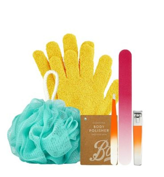 Boots Accessories Bundle worth £7 + Free Click and Collect